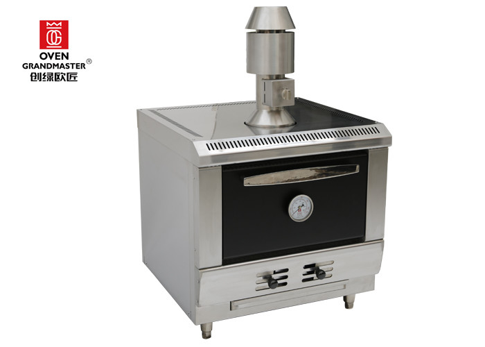 Restaurant Oven Equipment Charcoal Oven with little chimney for Beefsteak